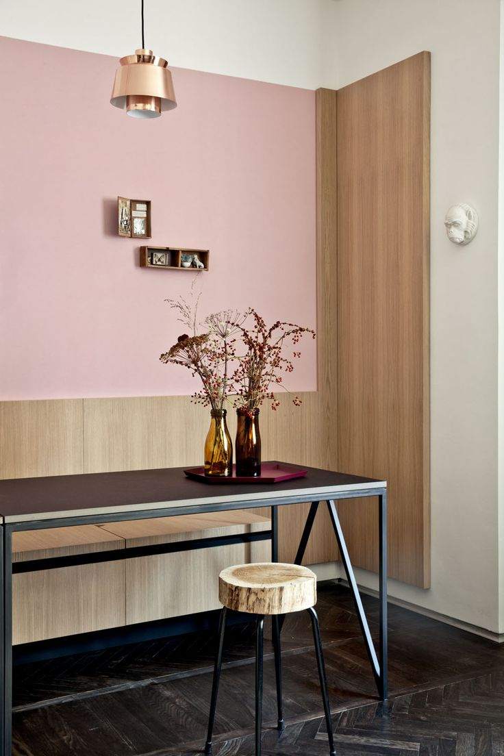 Chez Andrea Marcante, fondateur du collectif architectural UdA Photos : Karel Balas − Style : Isis-Colombe Combréas