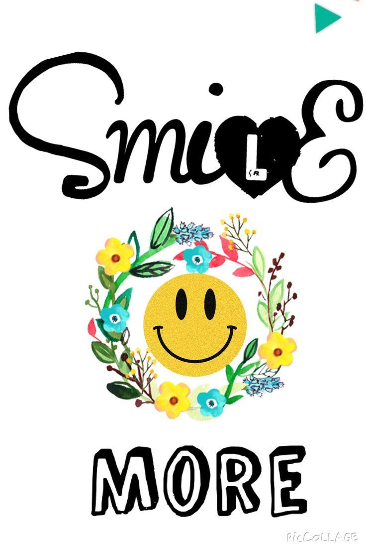 """""""Smile More"""""""