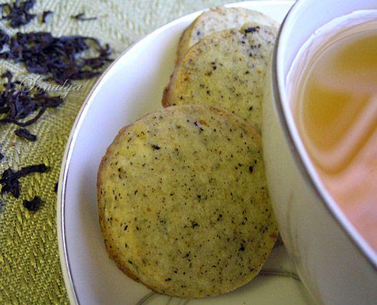 Голая Еда - Чайное Печенье