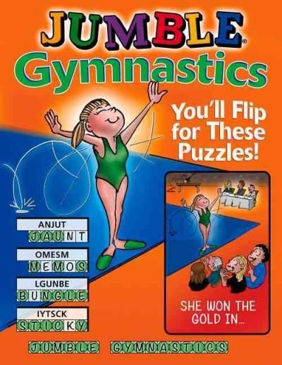 Jumble Gymnastics: You'll Flip for These Puzzles!