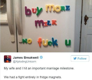 50 Hilarious Tweets About Marriage