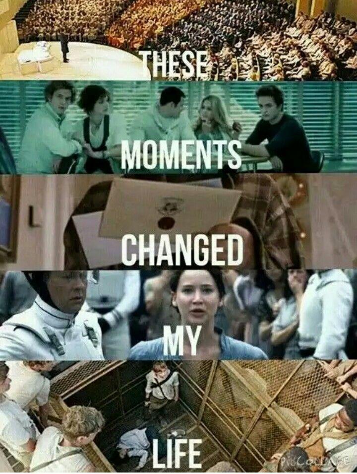Momentos que cambiaron mi vida