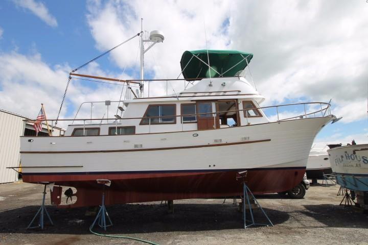 1979 Albin 36 Trawler Power Boat For Sale - www.yachtworld.com