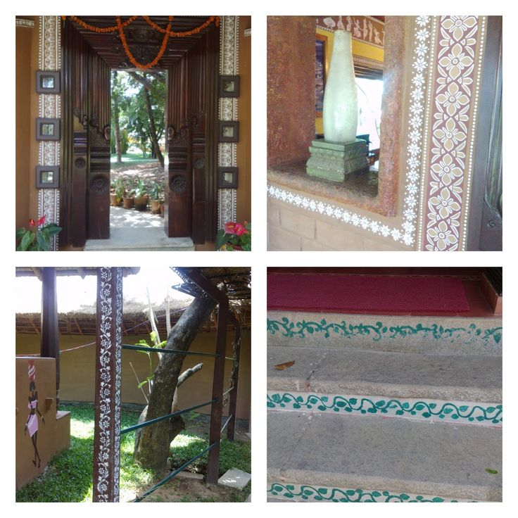 This post is going to be on a resort in Hassan,Karnataka called the Hoysala village resort .  Hassan can be your place of stay when you vis...