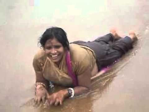 Sea Bathing In The Longest Sea Beach On Earth- Cox's Bazar, Bangladesh - YouTube