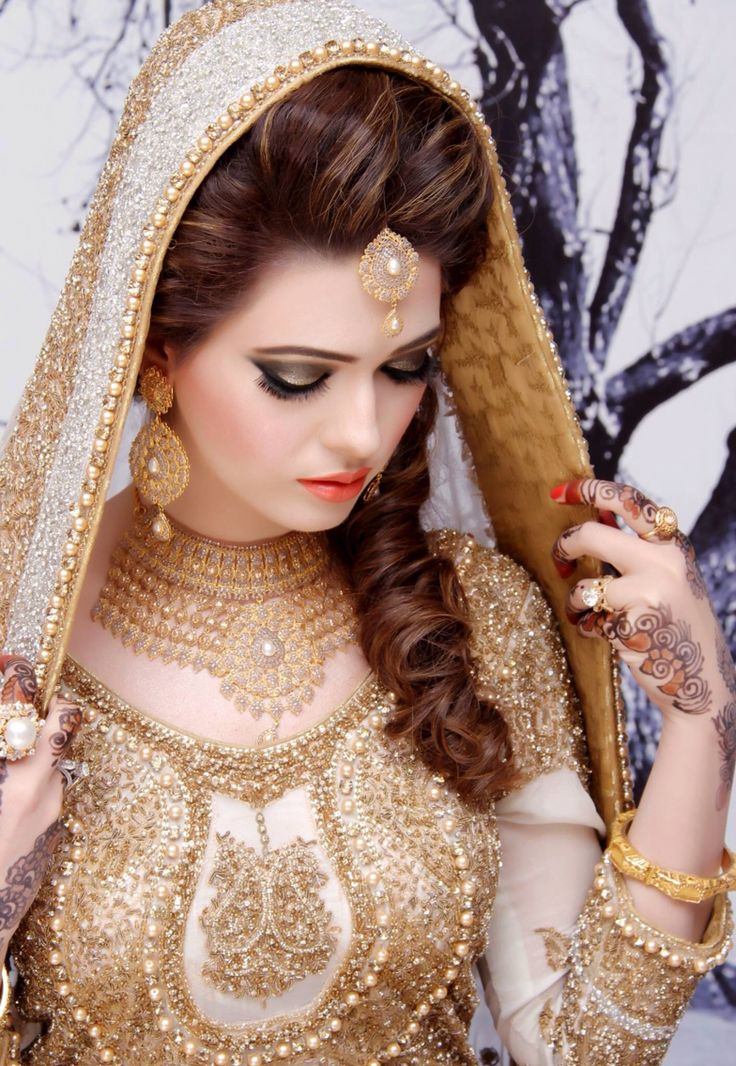 Bride in Pakistan