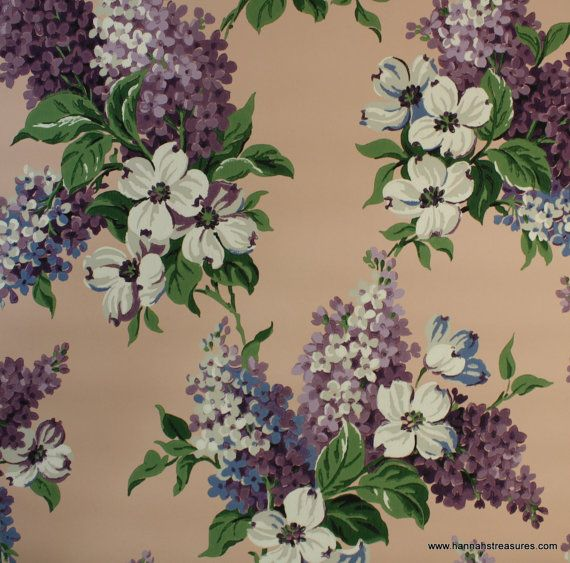 1000+ Ideas About Vintage Wallpaper Patterns On Pinterest