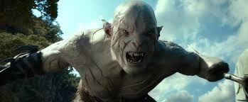 The hobbit Smaug Troll