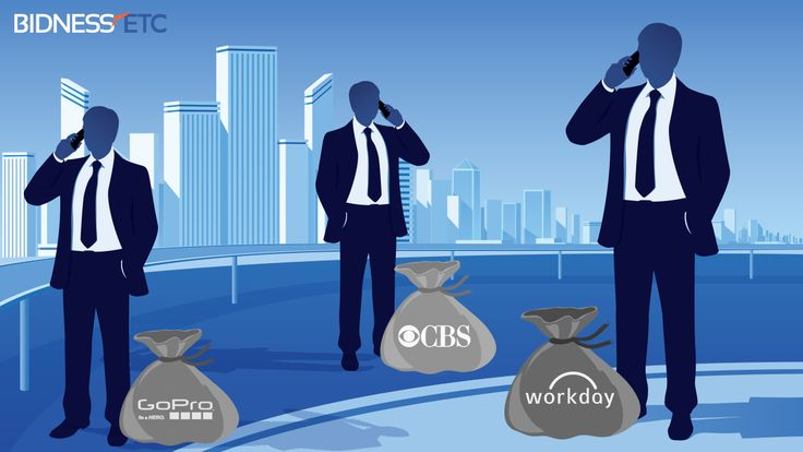 Insider Selling: GoPro Inc (GPRO), CBS Corporation (CBS), And Workday Inc (WDAY)