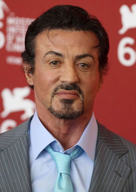 Sylvester Stallone Face Check out what I found on the internet