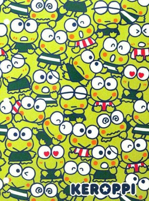 17 Best ideas about Keroppi Wallpaper on Pinterest | Sanrio