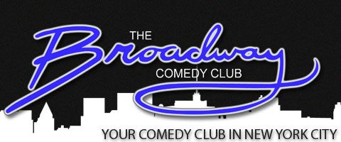 Broadway Comedy Club, right down the street from where we are staying in Times Square.. went late night to see some stand up and it was actually pretty good for just 10$