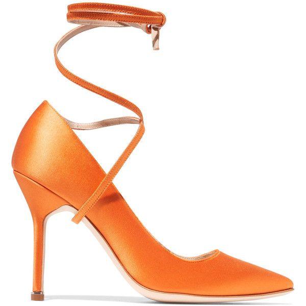 best 25 orange high heels ideas on pinterest hot shoes halloween heels and sexy heels. Black Bedroom Furniture Sets. Home Design Ideas
