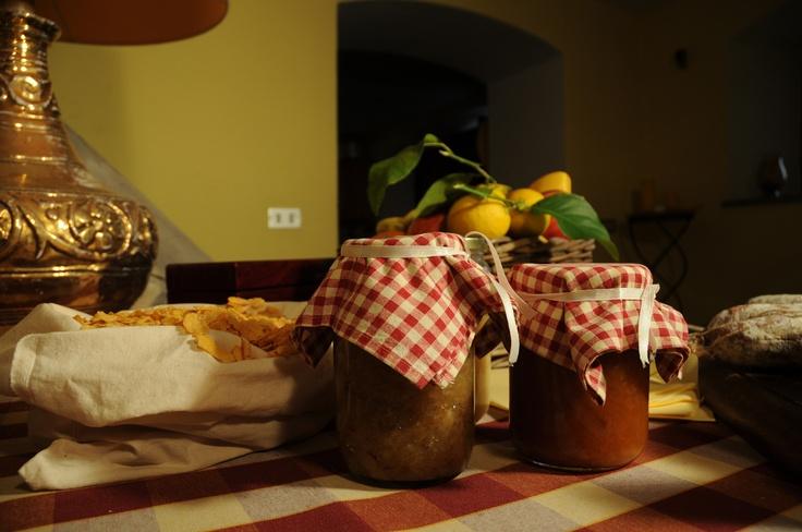 Marmellata fatta in casa