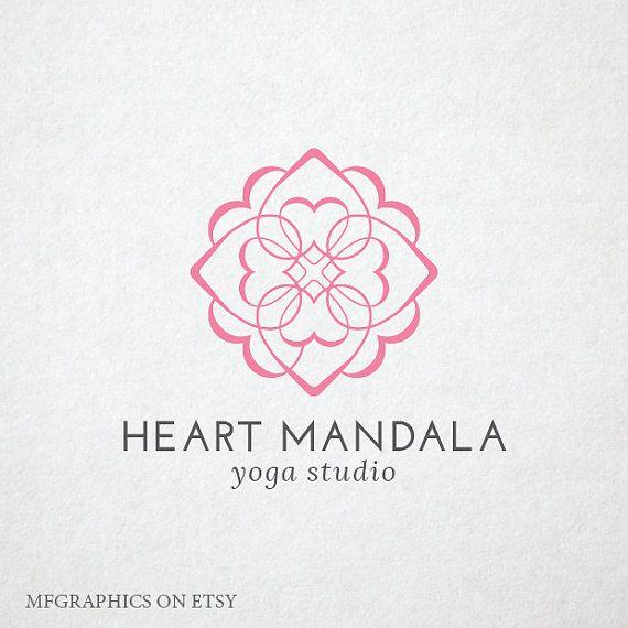 Custom Business Logo Business Logo Yoga Logo Company by MFGraphics