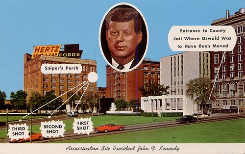 the conspiracy in the assassination of john f kennedy The president john f kennedy assassination records collection act of 1992  historians and jfk conspiracy theorists  conspiracy theories are typically.