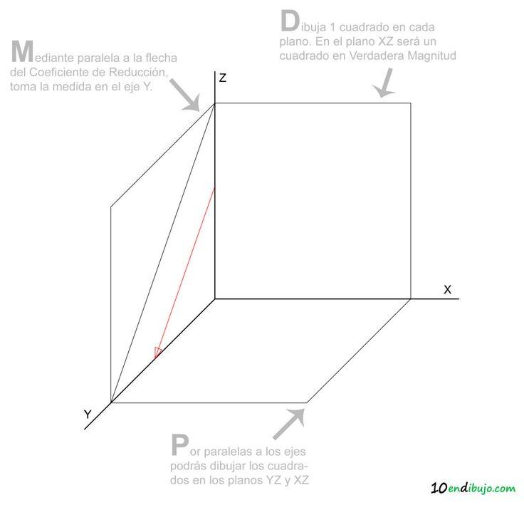 09 Perspectiva Caballera circunferencia