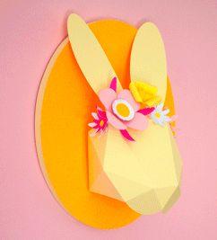 Paper rabbit (http://shop.chloefleury.com/)