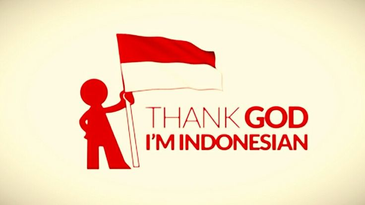 DAMN !!! I LOVE INDONESIA