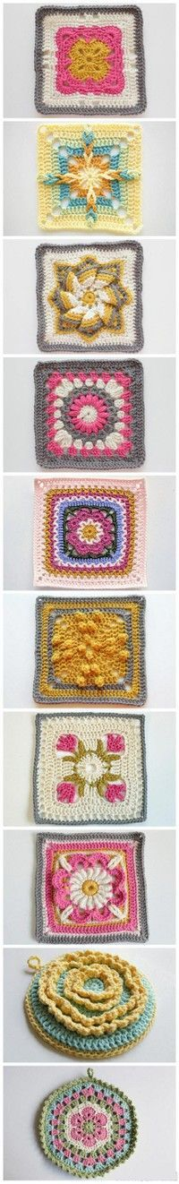 all crochet stuff