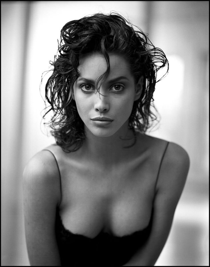 Christy Turlington, New York, 1987