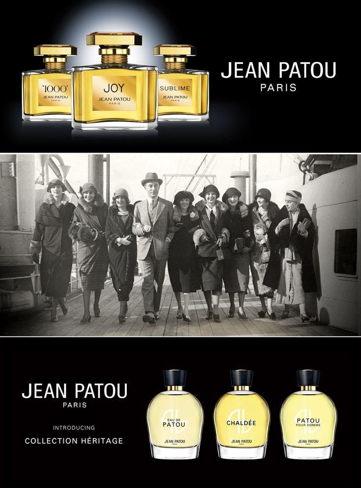 Die Haute Parfumerie auch ein Erbe Jean Patou's!?  Die Klassiker JOY, 1000 und auch Sublime verkörpern Jean Patou's Bestreben nach Perfektion. Düfte kreiert für eine neue Generation von Frauen, emanzipiert, kultiviert und anspruchsvoll.  Die Collection-Heritage, drei originale Duftkompositionen für Blonde, Brünette und Rothaarige. Für Jean Patou sind Düfte Kunst, Raffinesse und Perfektion.  #parfüm #hauteparfumerie #düfte #jeanpatou