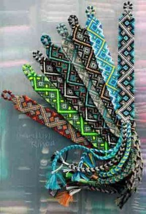 Photo of #43835 by Heartilly_Rin - friendship-bracelets.net