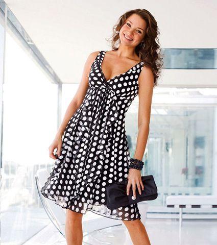 Vestidos de Algodón para el Verano - Para Más Información Ingresa en: http://vestidosdenochecortos.com/vestidos-de-algodon-para-el-verano/