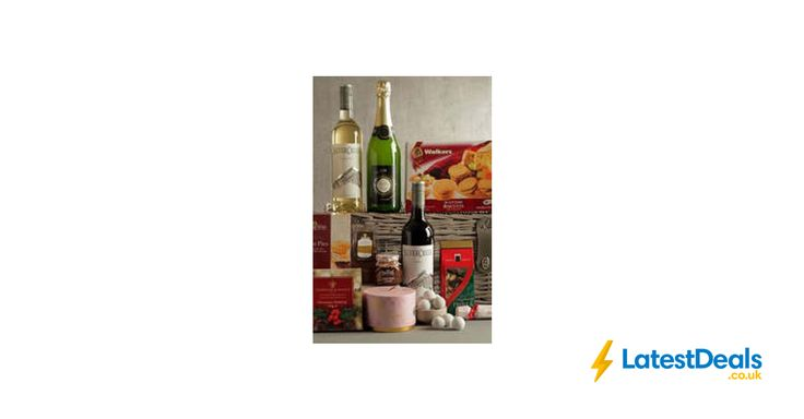 LUXURY CHRISTMAS HAMPER *HALF PRICE* Free Delivery, £100 at BHS