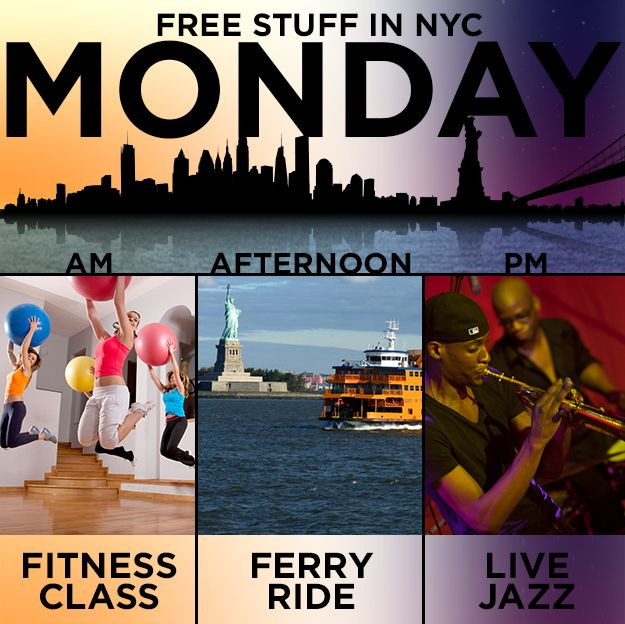 Free Stuff To Do Every Day In NYC