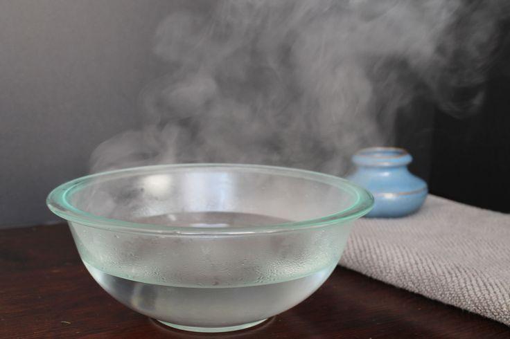 Antiviral Steam Inhalation // THE DABBLIST