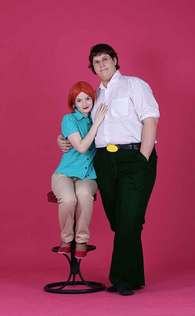Peter & Lois (Family Guy)