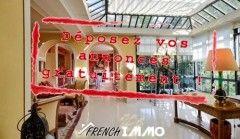 Passer une annonce gratuite - FrenchIMMO.com