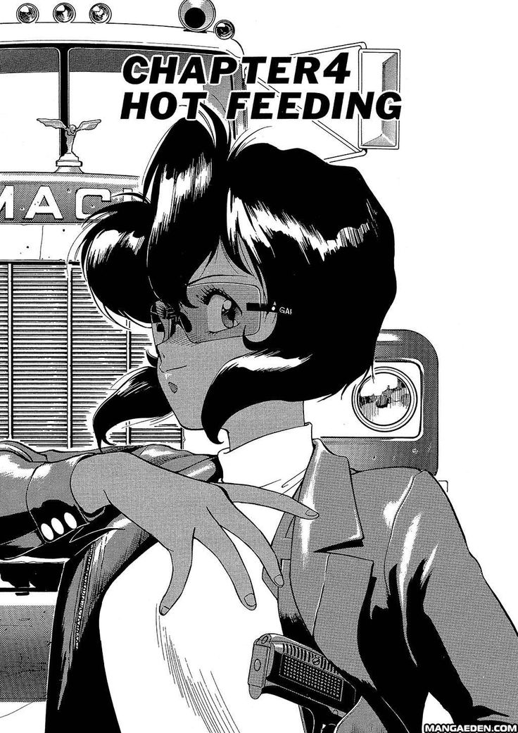 Read Gunsmith Cats 4 Online For Free in English Hot