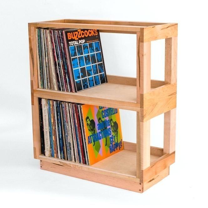 Rr Maple Base Ex01 Vinyl Record Storage Case Uk Vinyl Record Storage Box Uk Lp Record Storage Cases Vinyl Record Storage Vinyl Lp Storage Wooden Crates Vinyl