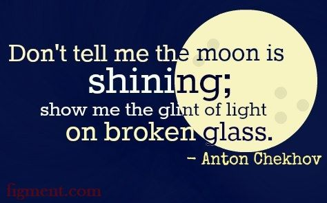 Writing inspiration from Anton Chekhov and Figment