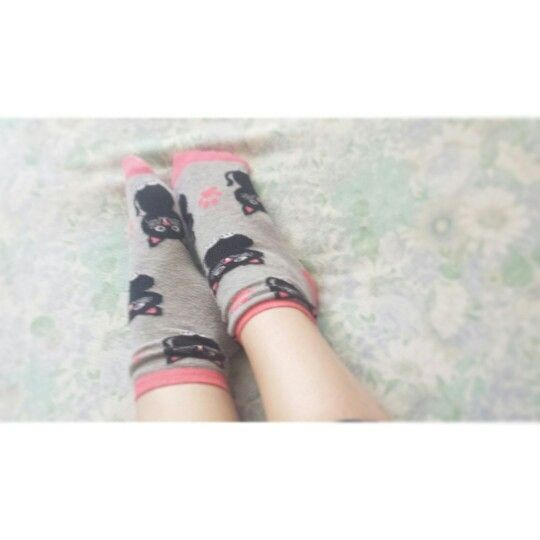 Love my socks!!
