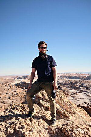 Duna Mayor - Valley of the Moon - Valle de la Luna - San Pedro de Atacama - Atacama Desert - Tip Top Planning