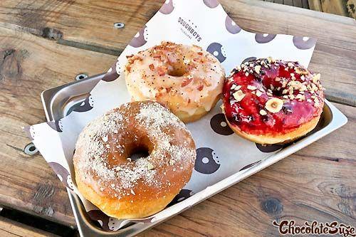 Doughboys Doughnuts - Melbourne #Donuts