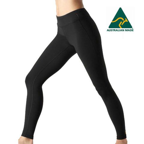 Australian Made ladies re-energisers #compression #leggings. Active wear to improve circulation & for faster sports recovery - with #Celliant technology