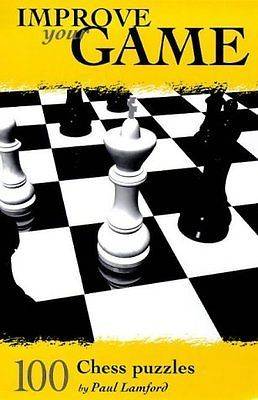 100 #chess #puzzles #(improve your game),good book,  View more on the LINK: http://www.zeppy.io/product/gb/2/152404098783/