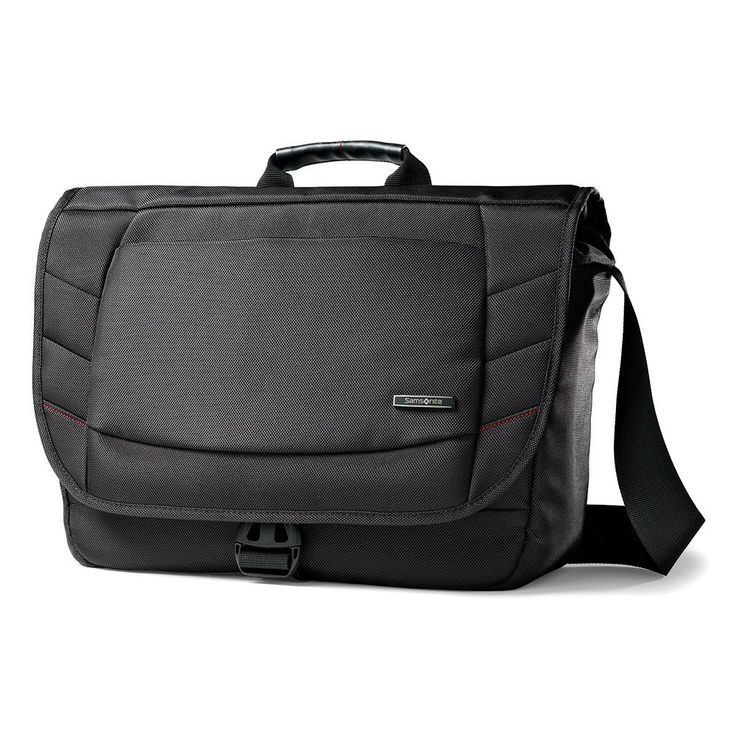 Samsonite Xenon 2 Laptop Messenger Bag, Black