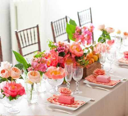 Canadian H & H | Lovely table setting