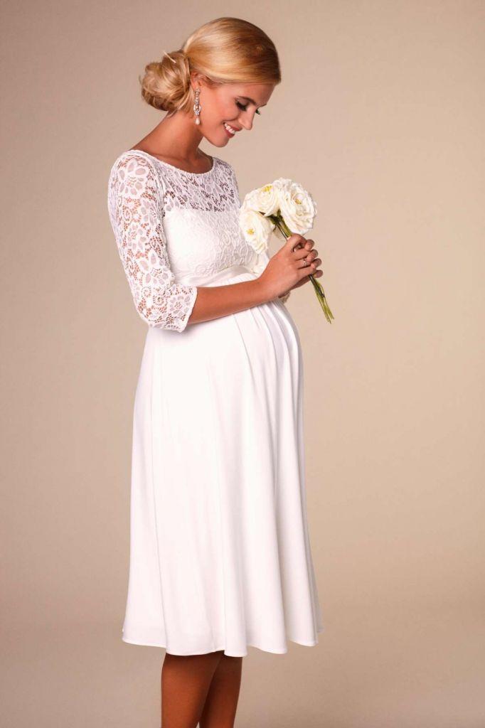 Best Pregnancy Wedding Dresses Ideas On Pinterest Maternity