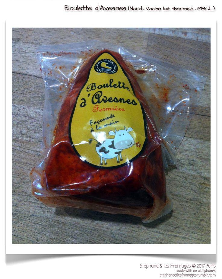 La Boulette d'Avesnes était faite à partir de babeurre (petit lait résiduel de la fabrication du beurre) mais aujourd'hui elle est produite à partir de pâte de Maroilles. Cette pâte est broyée et malaxée avec de l'estragon, du persil, du poivre… puis modelée en forme de petite boule. ♡ fromage ♡ cheese ♡ Käse ♡ formatge ♡ 奶酪 ♡ 치즈 ♡ ost ♡ queso ♡ τυρί ♡ formaggio ♡ チーズ ♡ kaas ♡ ser ♡ queijo ♡ сыр ♡ sýr ♡ קעז