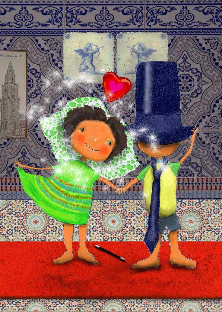 Bibelletje gaat trouwen