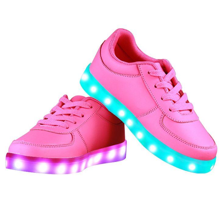 Zapatillas LED Bajos Niños                                                                                                                                                                                 Más