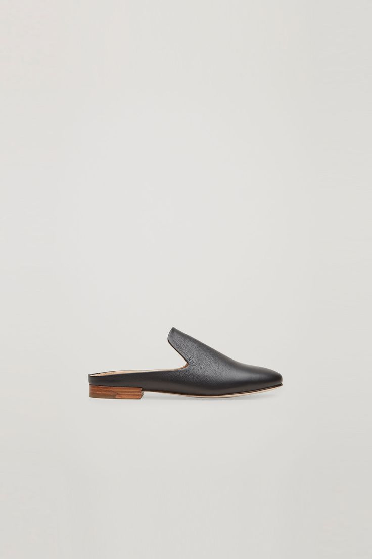 COS | Slip-on leather loafer