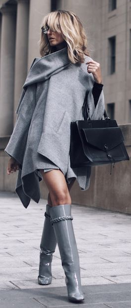 Jetset Justine Buy The Boots Rent The Bag Fall Inspo