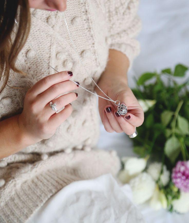 Saje Aromatherapy Necklace